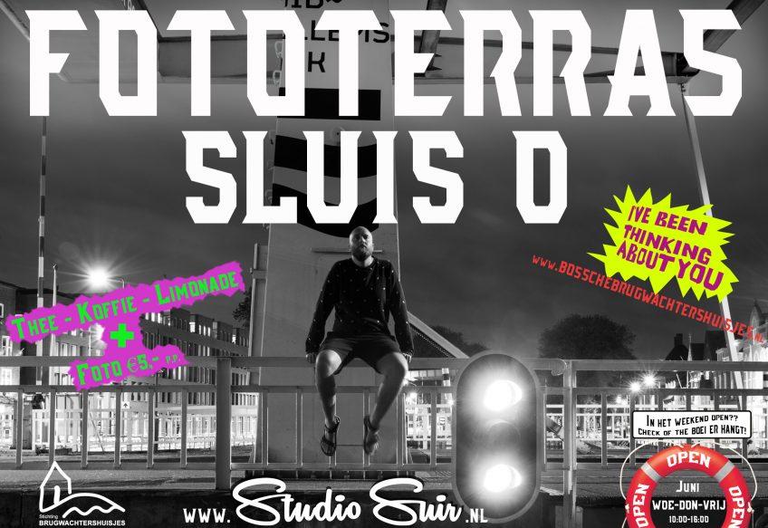 StudioSuir opent fototerras in juni