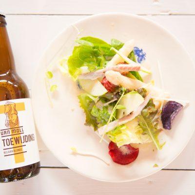 Food & Beer pairing met Die van het Eten